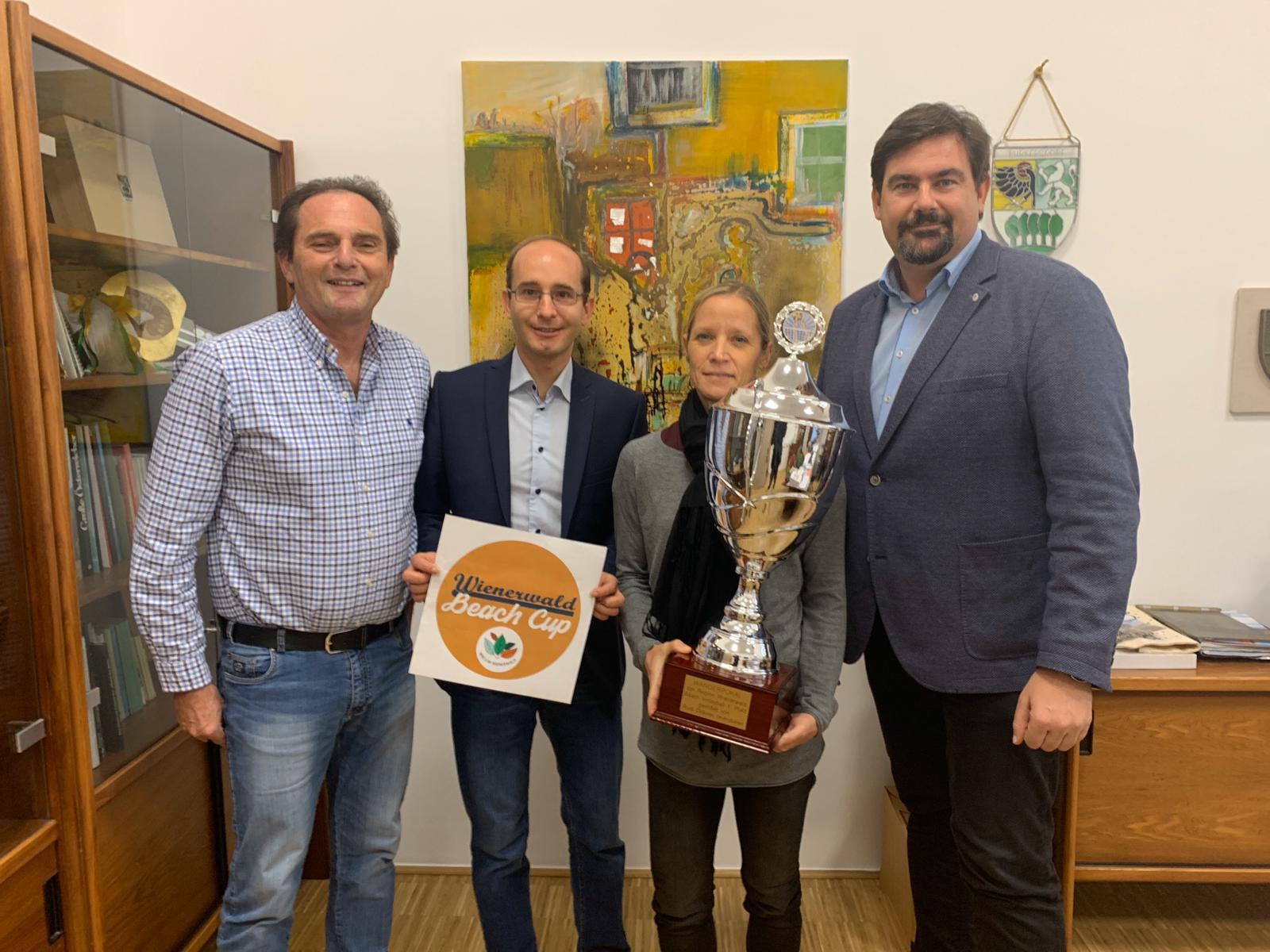 Sieger des Wienerwald Beach Cups 2019 gekürt