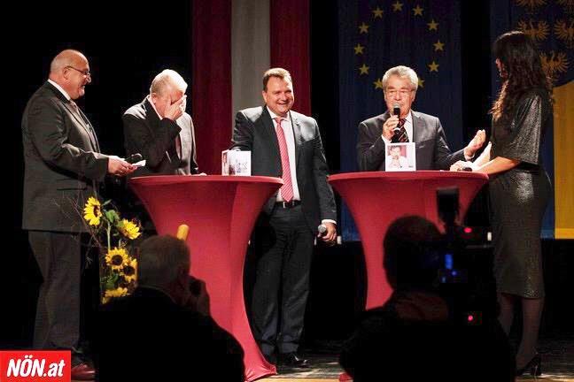 Verabschiedungsfest Karl Schlögl in Purkersdorf …