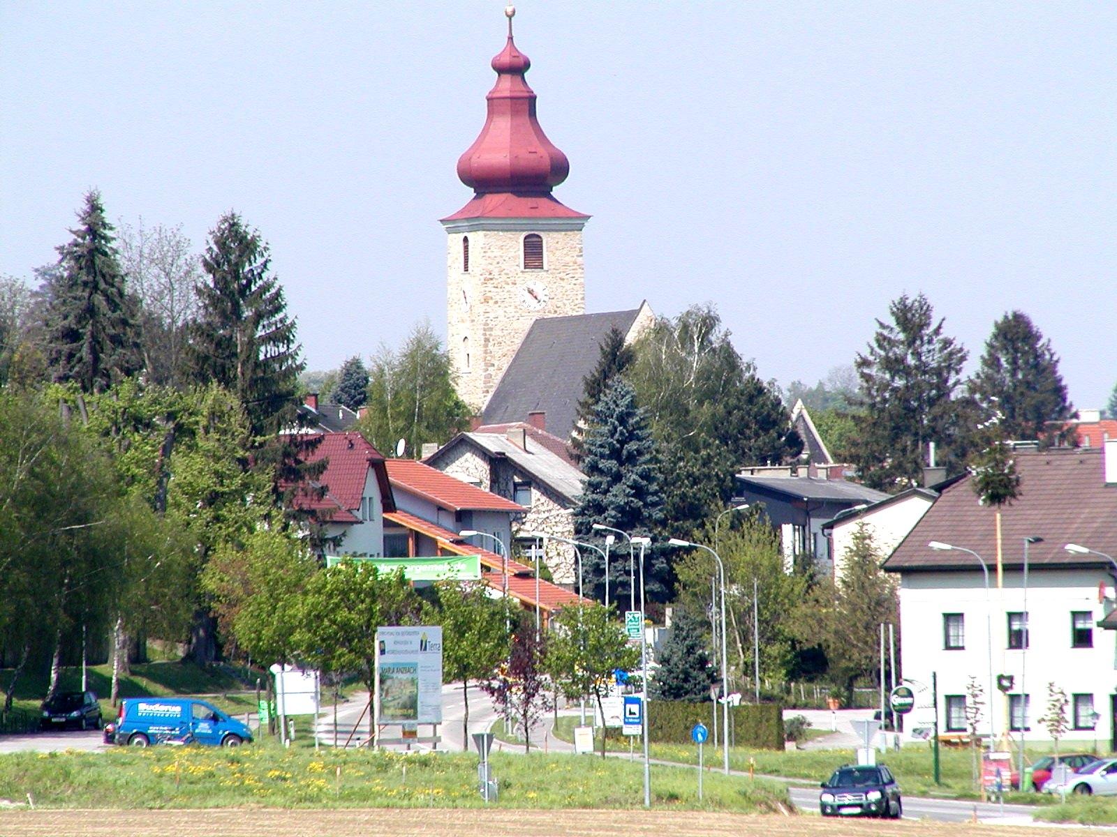 Die Marktgemeinde mitten im Wienerwald – Maria Anzbach