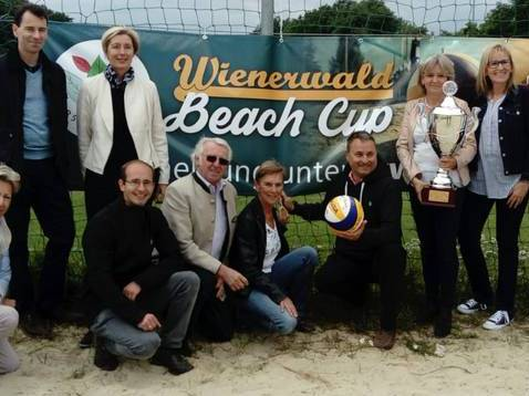 Wienerwald Beachcup 2018